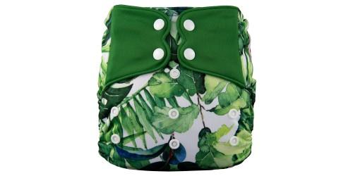 Elf diaper- Couche à poche-Ensemble de luxe- Amazone-snap