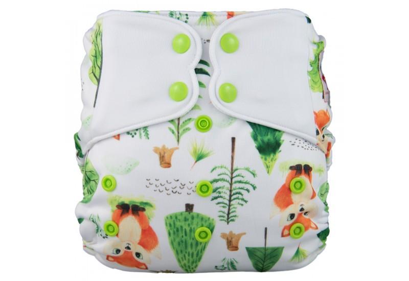Elf diaper- Couvre-couche (TE2)- Foxy-snap