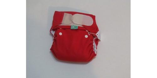 Couche Totsbots à poche- rouge