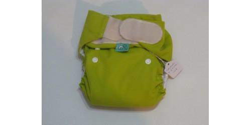 Couche Totsbots à poche- vert