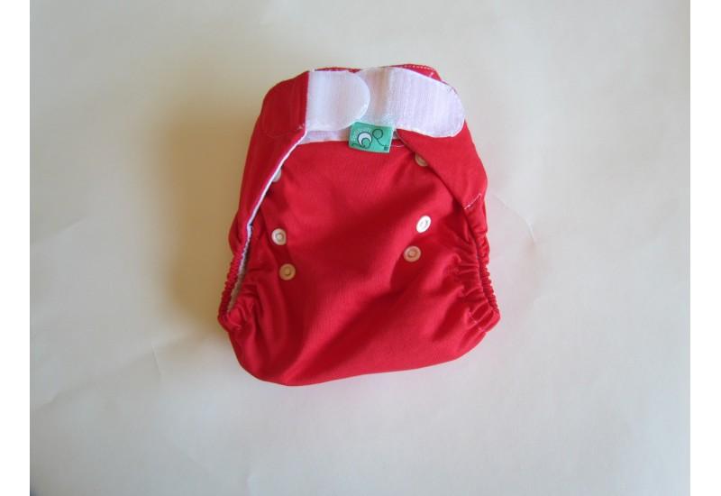 Couche Totsbots easy fit- rouge version 2