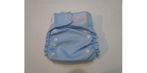 Confection P'tit Bedon-Bleu pâle-à poche