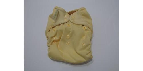 Old Bumgenius Élémental coton bio 1.0- jaune