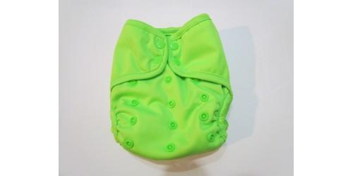 Jinobaby  couche à  poche 2.0- Vert fluo