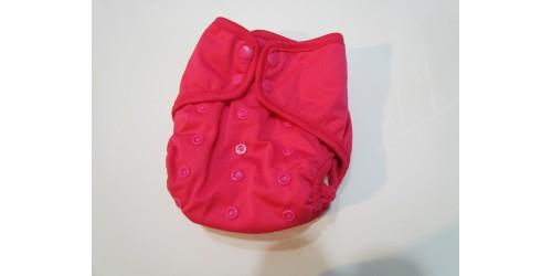 Jinobaby  couche à  poche 2.0- Fushia