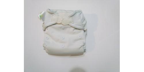 Bumgenius à Poche- blanche-Velcro