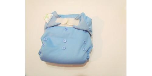 Bumgenius à Poche- bleu- Velcro