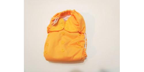 Bumgenius Freetime- orange-snap