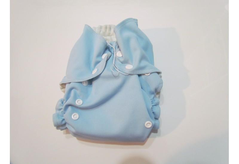 Couche AMP One size -Bleu pâle