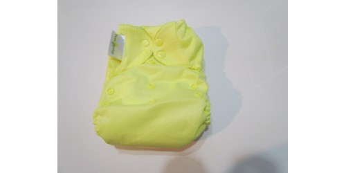 Bumgenius Freetime- Jolly jaune citron-snap-