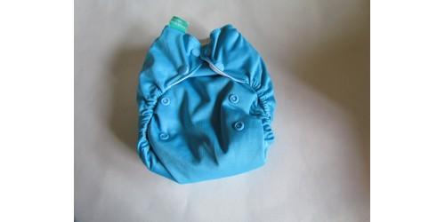 Couche Totsbots easy fit-bleu- Snap- version 3