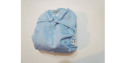 Couche Rumparooz- bleu pâle- Snap