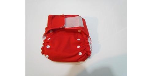 Confection P'tit Bedon-Rouge-à poche
