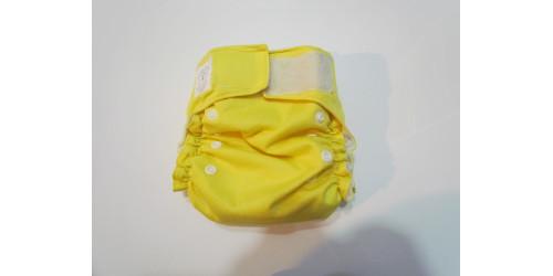 Confection P'tit Bedon-Jaune-à poche