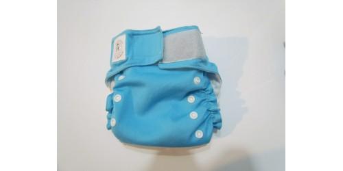 Confection P'tit Bedon-Bleu ciel-à poche