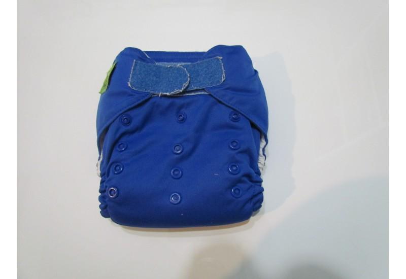 Couche Mini Kiwi à poche -Bleu royal-velcro