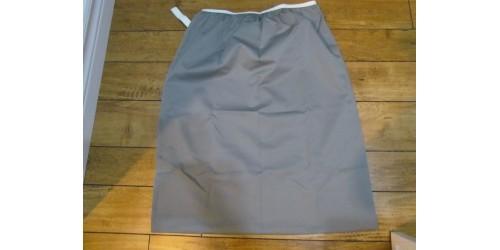 Grand sac pour couches souillées petite ourse- gris