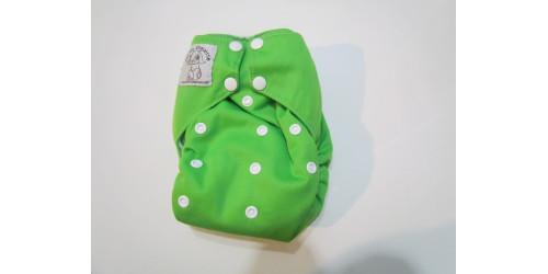 Bic et Biquette TOUT-EN-UN- vert lime-snap-