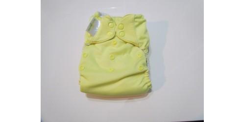 Bumgenius à poche- Jolly jaune fluo-snap