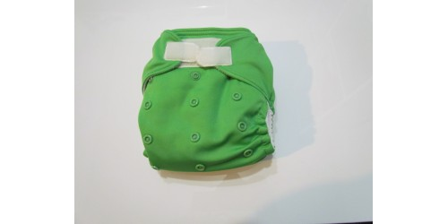 Couche Rumparooz Vert velcro
