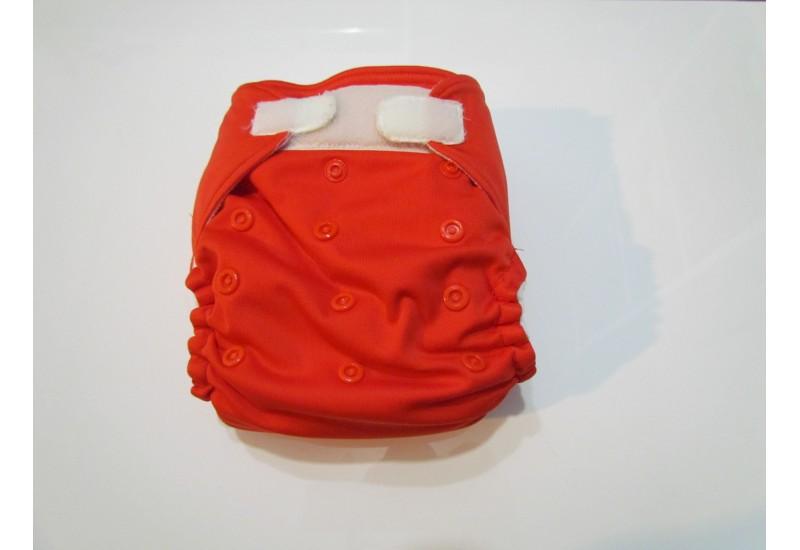 Couche Rumparooz- Rouge- Velcro