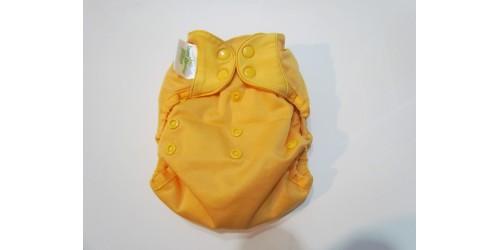 Bumgenius Élémental coton bio- orange