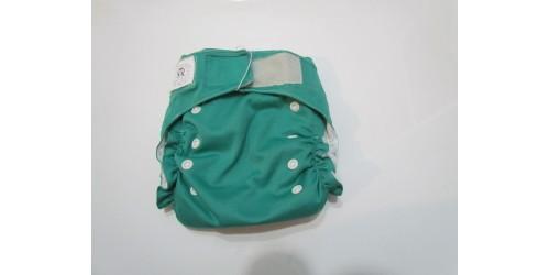 Confection P'tit Bedon-vert-à poche