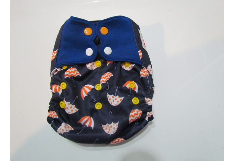 Elf diaper- Couvre-couche (TE2)- Umbrella-snap