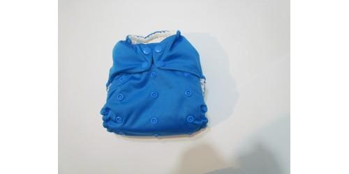 Couche Rumparooz- bleu azur- Snap