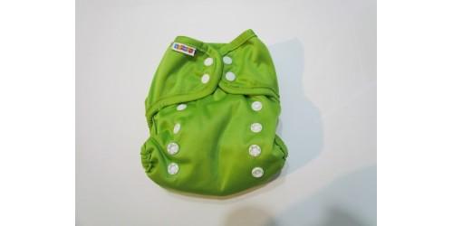 Couche tout-en-un Bummis- vert pomme