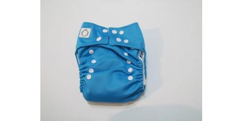 Omaiki nouvelle génération-à poche- Bleu azur-snap