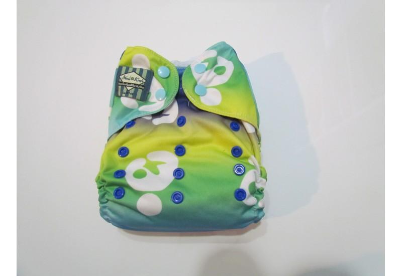Couche Mini Kiwi à poche - maternante-snap