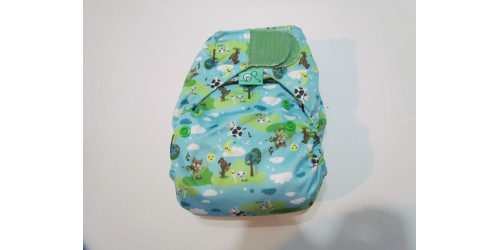 Couche Totsbots easy fit- animaux-version 4