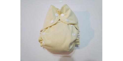 Couche AMP One size -jaune pâle