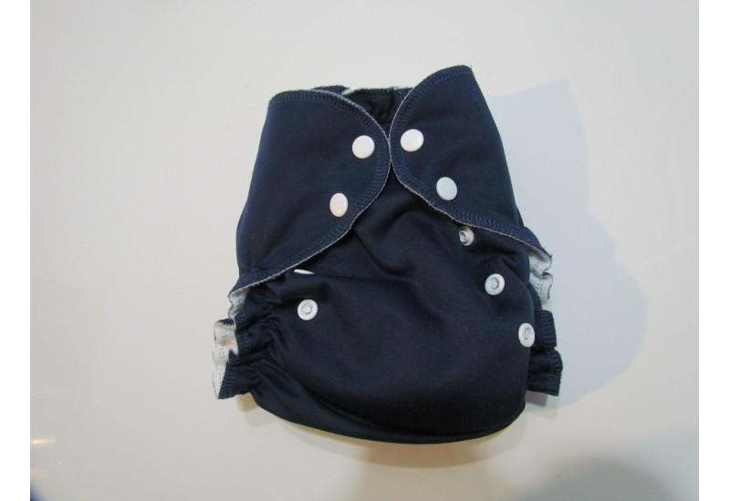 Couche AMP One size -Bleu marin