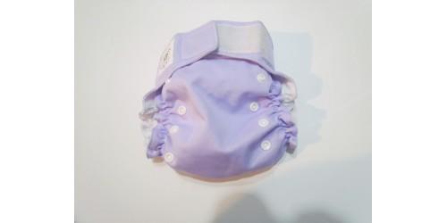 Confection P'tit Bedon-lilas-à poche