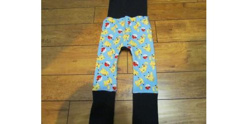 Pantalon évolutif- pikachu