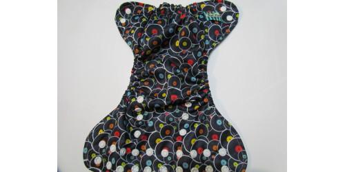 Couche Mini Kiwi à poche - Disque vinyle- Nouvelle génération- Snap