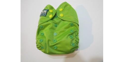Couche Mini Kiwi à poche - Vert- Nouvelle génération- Snap- Peu utilisé