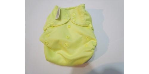 Bumgenius Élémental coton bio- joly jaune citron