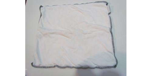 Insert plat- couche plate geffen en coton et chanvre