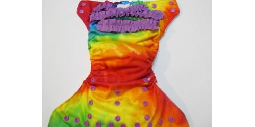 Couche Moraki à poche - multicolor-peu utilisé