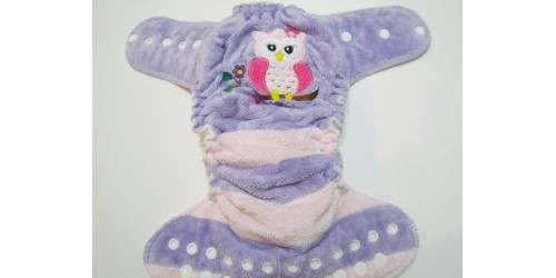 Couche de confection Mapplebean- oiseau