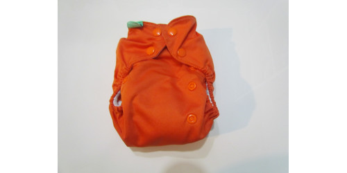 Couche Totsbots easy fit- orange- Snap- version 3