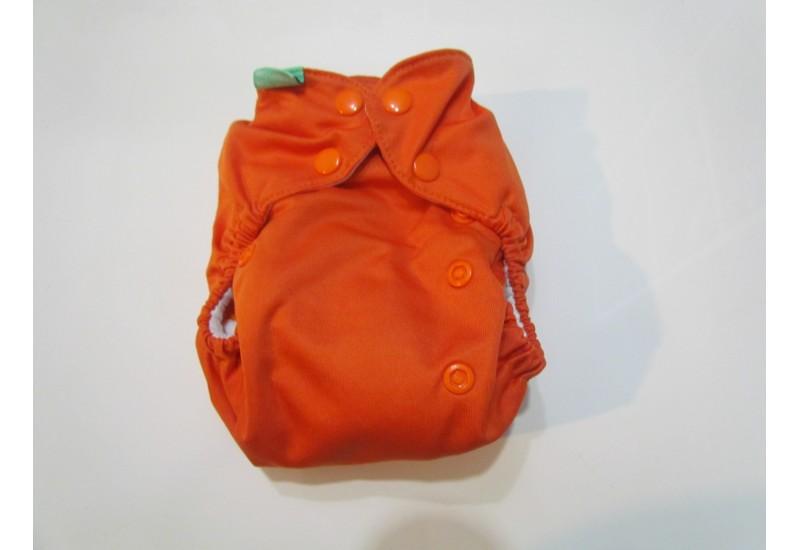 Couche Totsbots easy fit- orange- Snap- version 3
