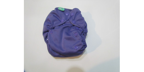 Couche Totsbots easy fit- Mauve- Snap- version 3
