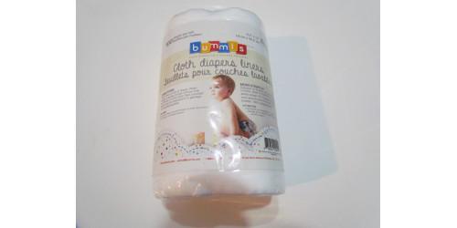 Rouleau de 100 feuillets en polypropylène  Bummis