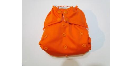 Couche Rumparooz- orange foncé- Snap