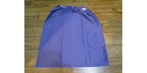 Grand sac pour couches souillées- Mauve