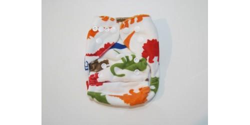 Couche Alva nouveau-né- Dino